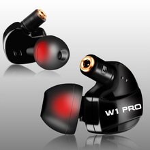 TWOM W1Pro Professional Detachable Cable Sport Earphone for Running Noise Isolating Headset with Microphone HiFi Stereo Earbuds