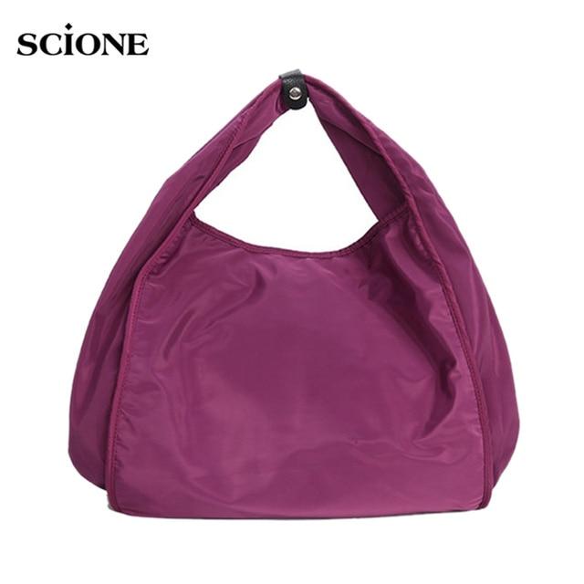 Women Traveling Bags Yoga Gym Bag Shoulder Handbags Sports Waterproof Fashion Crossbody Pouch Sac De Sport Gymtas Sack XA27WA