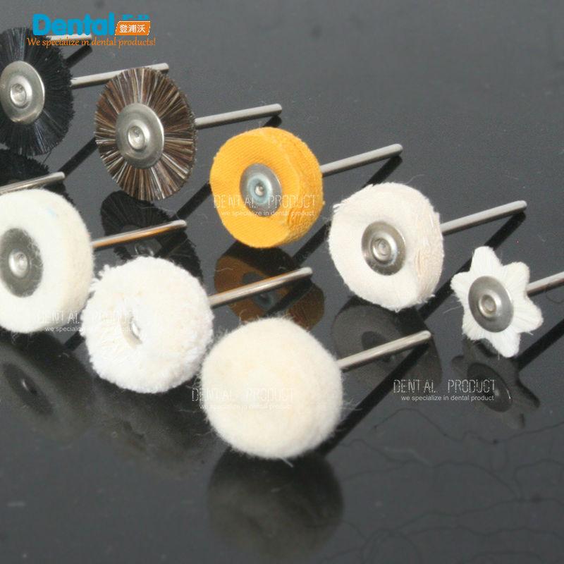 20pcs Dental Lab Brush Polishing pulidora de rueda para herramientas - Higiene oral - foto 3