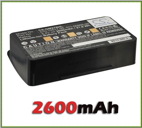 garmin 296 cena - GPS Battery for Garmin GPSMAP 276 276c 296 396 496 (Ext.)