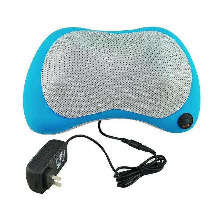 Car Office Home Free Neck Head Full Body Pillow Lumbar Shiatsu Cushion Massagers Free Shipping