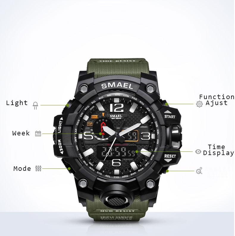 HTB1T6QfSXXXXXaUXFXXq6xXFXXXq - SMAEL MUDMASTER 2017 Fasion Sport watch for Men
