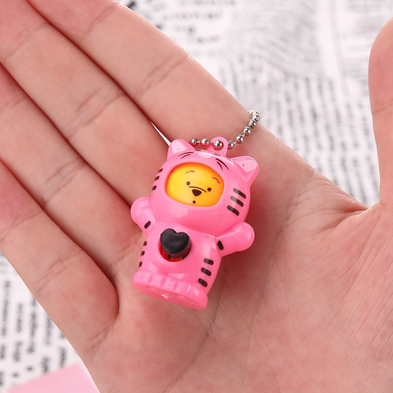 Change Facial Expression Doll Funny Children's Toys Antistress Novelty Magic Keychain Pendant Toys Gifts Random Colors - TOY155
