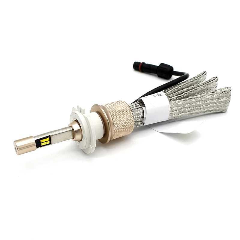 Tak Wai Lee 2X Dua Warna NS LED Headlight Mobil Styling Sumber 40 W - Lampu mobil - Foto 2