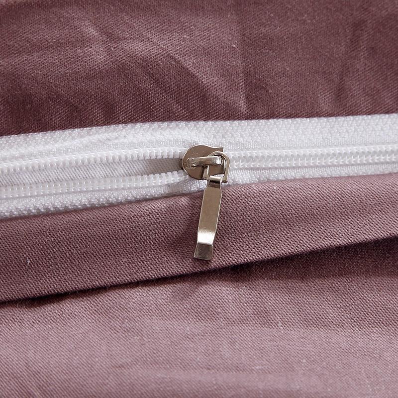 Europa Style Jacquard Sengetøj Sæt 4 / 6stk. Lace Bedclothes - Hjem tekstil - Foto 6