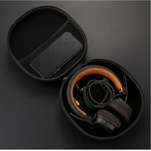 Headphone case earphone protection cover hard disk EVA material suitable for headphones TF card