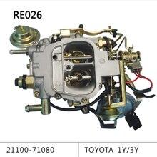 Carburetor forTOYOTA 1Y/3Y 21100-71080 Carb
