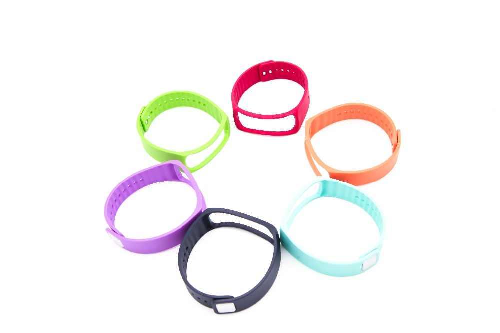 ביותר seling החלפה עבור Samsung Galaxy Gear Fit חכם שעון להקת רצועת יד צמיד