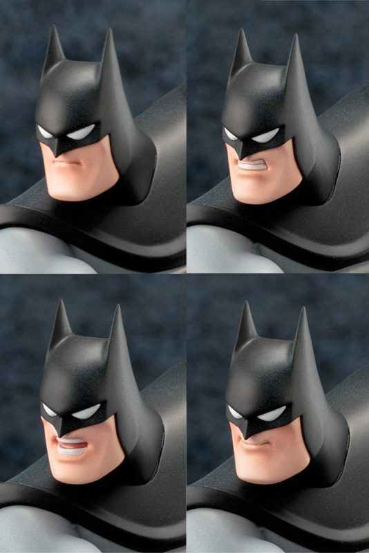 Hot 1 pcs 18 CM anime figura ARTFX DC Animado Batman action figure collectible modelo brinquedos brinquedos