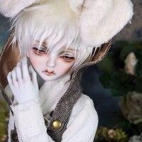OUENEIFS Picos floresta Coelho Branco PW bonecas sd bjd 1/3 resina figuras brinquedos modelo de corpo reborn meninos das meninas da Alta Qualidade loja