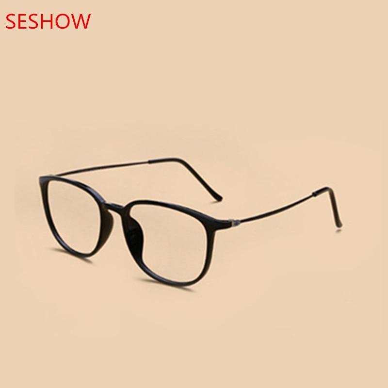 Modni, retro očala, tanki okvirji Ženske moški Očistite leče - Oblačilni dodatki