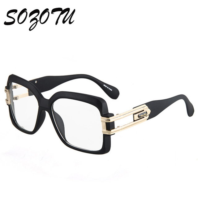 Óculos ópticos Quadro Homens Mulheres Computador Óculos Grande Armação de óculos Para mulheres Feminino Masculino Armacao oculos de YQ131
