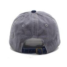 Snapback Cap Cotton Letter Hat