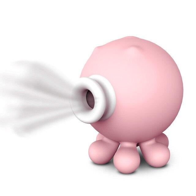 Clip pump vibrator