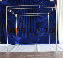 Good Looking Square Shape Wedding Backdrop Pipe Stand  Four Corner Center Background Pole