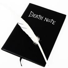 Vintage Anime Pleanner Agenda Organizer Notebook Death Note Sketchbook Journals Notebooks Diary School Office Supplies