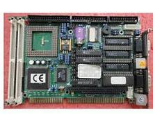 Public LMB-486LH 486 Half-length motherboard well tested working