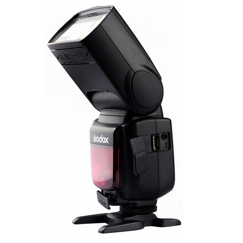Godox TT685s 2 4G HSS 1 8000s GN60 Wireless Flash TTL Speedlite For Sony DSLR Camera A7 A7R A7S A7 II A7R II A7S II A6300 A600 in Flashes from Consumer Electronics