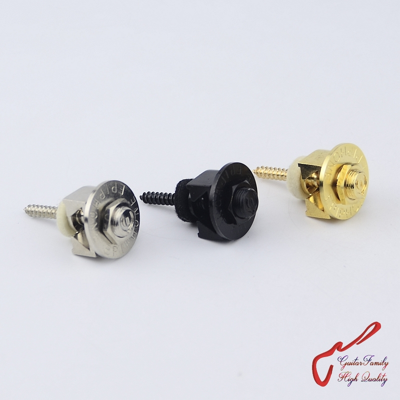 1 Piece  GuitarFamily Strap Lock Button For Guitar And Bass ( #1292)  MADE IN KOREA