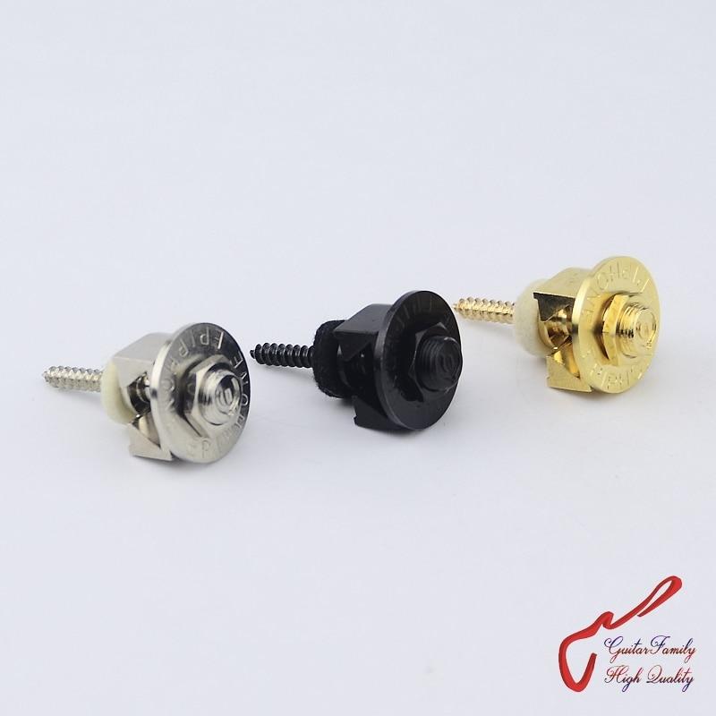 1 Piece  GuitarFamily Strap Lock Button For Guitar And Bass ( #1292)  MADE IN KOREA|for guitar|strap lockstrap button - AliExpress