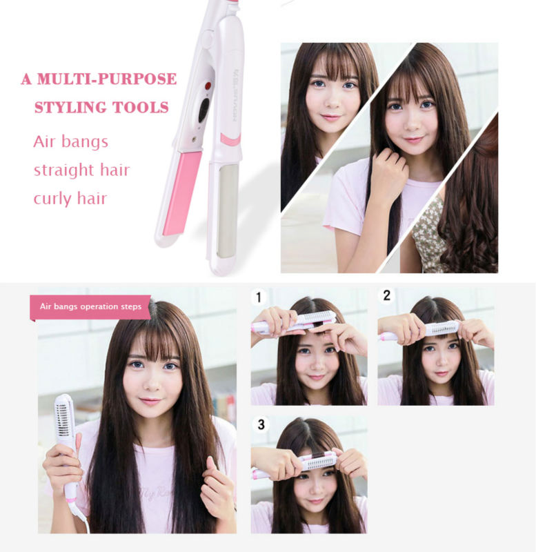 for Flat Styling & 3