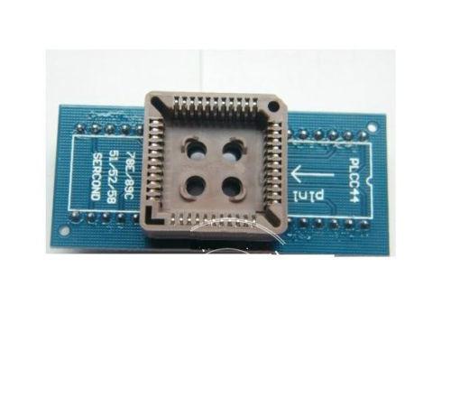 New PLCC44 to DIP40 EZ Programmer Adapter Socket Universal IC Converter Arduino