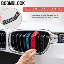 Car Front Grilles Grill Trim Cover Stickers For BMW 3 5 Series BMW F30 F10 F18 M Power Performance Motorsport Accessories puma bmw motorsport backpack