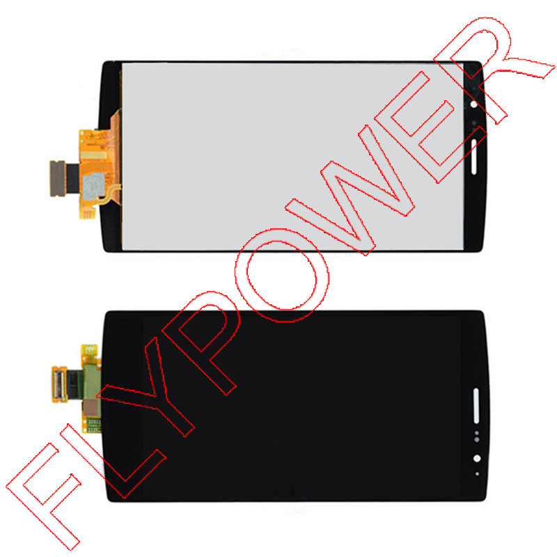 ФОТО For LG G4 Mini H525N LCD Display with Touch Screen Digitizer Assembly Black Color free shipping