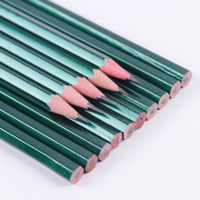 10PCS Drawing Pencil Wood 2B Pencil Children Students Painting Sketch Write Non-Toxic Exam Pencil Student Stationery