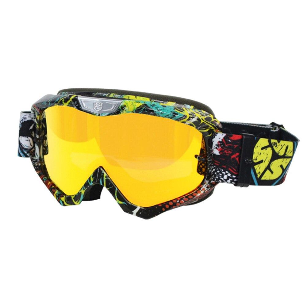 Scoyco мотокросс очки Cross Country Лыжный спорт Сноуборд ATV маска Óculos Gafas Мотокросс мотоциклетный шлем MX очки