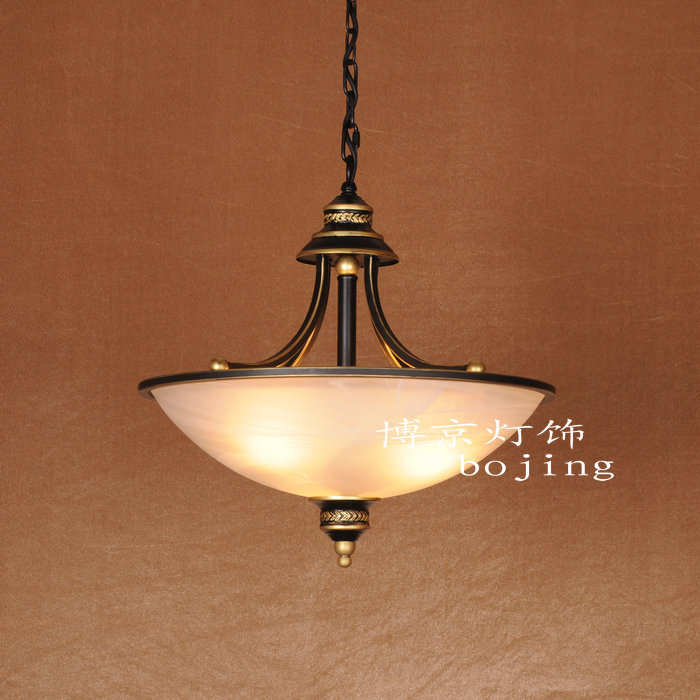 Western Style Ceiling Light Fixtures: Western Style Rustic Wrought Iron Balcony Aisle Bedroom