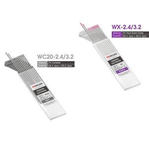 Image 3 - YESWELDER смешанные спецификации Упаковка TIG сварочный вольфрамовый электрод TIG сварочный аппарат стержневой сварочный аппарат запчасти