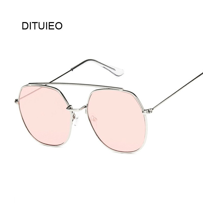 2020 Retro Round Sunglasses Women Luxury Brand Designer Mirror Sun Glasses Female High Quality Vintage Lunette De Soleil Femme