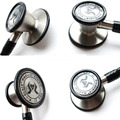 New Kindcare Stainless Cardiology Stethoskop Medical Clinic Hospital Professional Stethoscope
