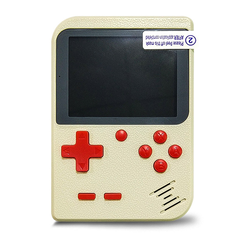 Image 5 - Handheld Game Console Video Game 8 Bit Portable Mini Retro Game Console 168 Games children boy nostalgic  Player-in Handheld Game Players from Consumer Electronics