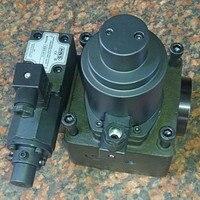 injection machine valve Electro Hydraulic Proportional Pressure Control Double Proportional Valve EFBG 01 C EFBG 03 125 C