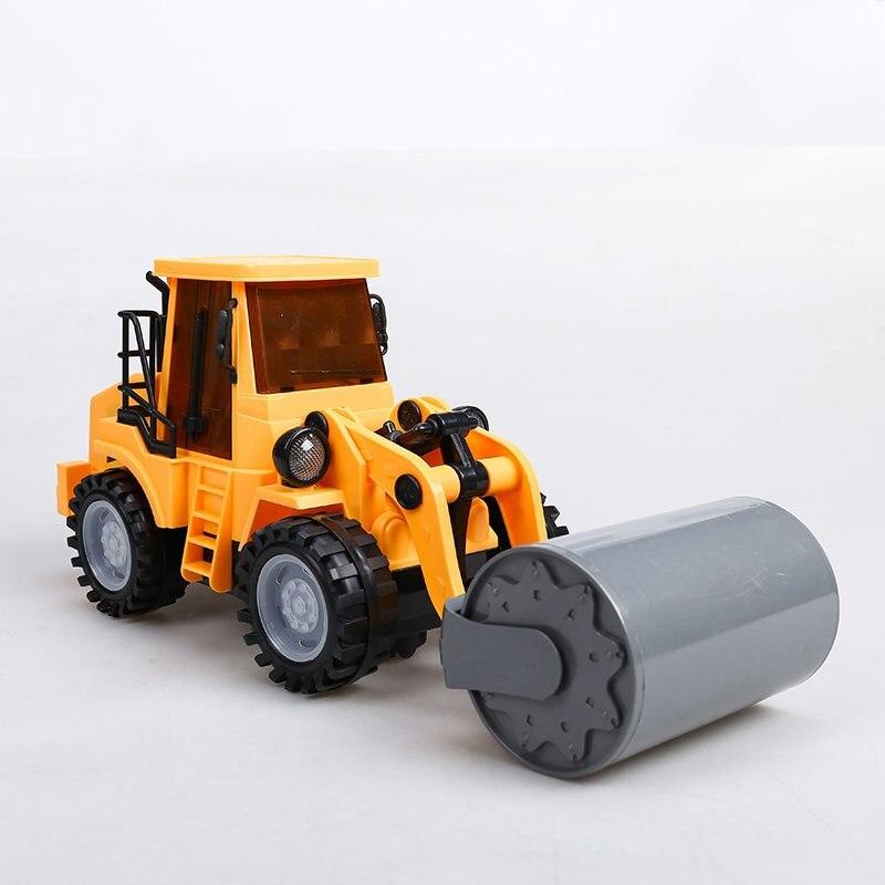 Voiture électronique nouveau jeu d'équipement de construction de route jouet garçons préféré rouleau de rue Super jouets de Simulation adaptés aux enfants
