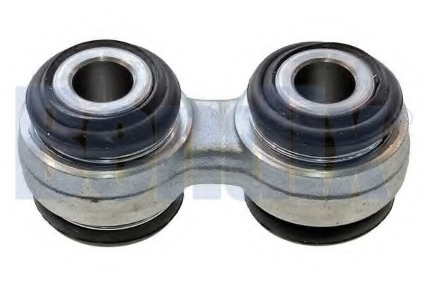 For BMW E28 E34 M6 Set of 2 Rear Left+Right Trailing Arm Support 33321126476
