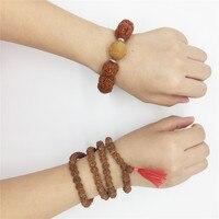 Paar Armband Handgemachte Diy Marke Schmuck Natürliche Holz Natural Color Frauen Männer Schmuck 2018 Liebhaber Neue Jahr Geschenke Für liebe