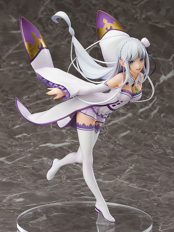 Re Life in a different world from zero Dancing Emilia Action Figure figura in Action Toy Figures from Toys Hobbies
