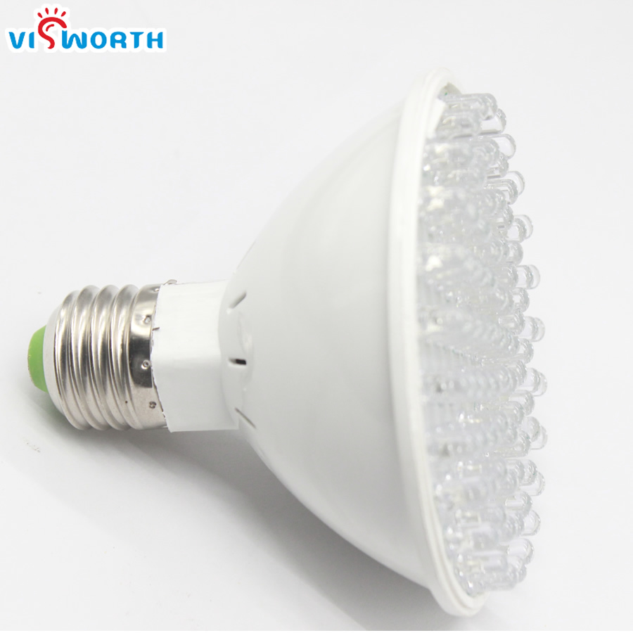 E27 LED svjetla za uzgoj AC 220V 240V 80pcs LED svjetla za rasvjetu - Profesionalna rasvjeta - Foto 5