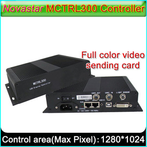 Image 1 - NovaStar MCTRL300 Controller, LED display full color Sending Card, LED Display Controller MCTRL300 /NovaStar Sending Box, MSD300