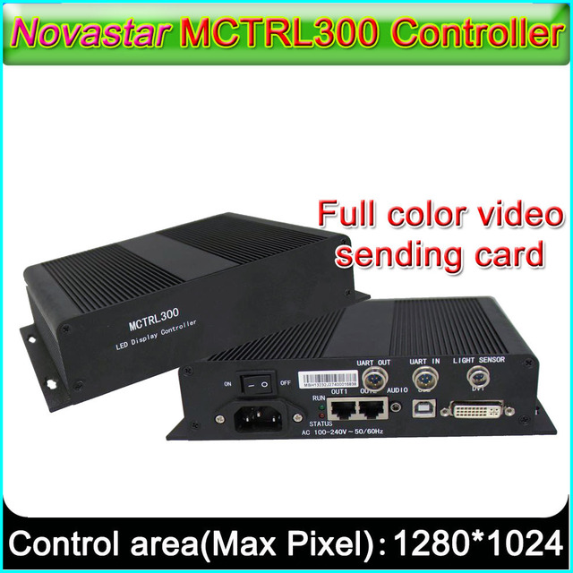 NovaStar MCTRL300 Controller, LED display full color Sending Card, LED Display Controller MCTRL300 /NovaStar Sending Box, MSD300