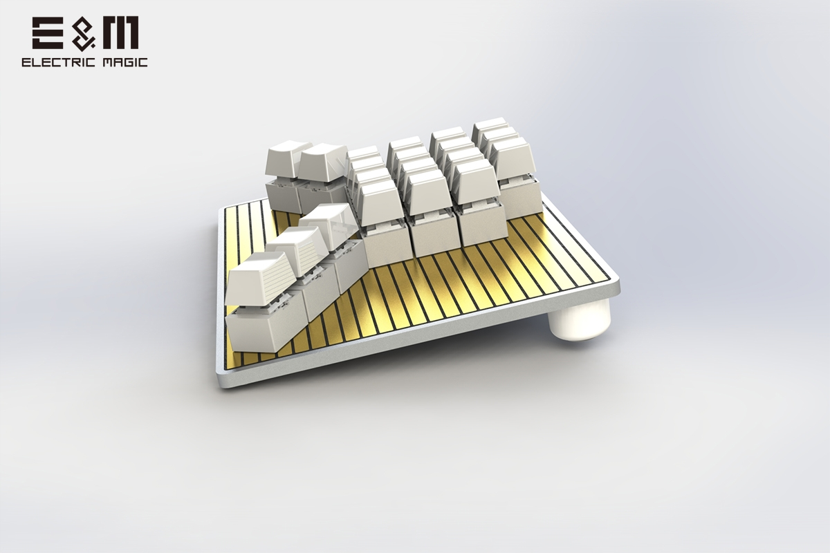 Image 4 - DK6 الساخن Swapable المغناطيسي المنقول ماكرو مفتاح مصابيح ملونة (أحمر، وأخضر وأزرق) قابلة للبرمجة الخلفية الميكانيكية لوحة المفاتيح ألعاب الكرز MX Kaih مربع التبديلالدوائر المتكاملة   -