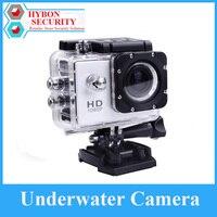 HYBON 야외 액션 카메라 HD 방수 캠코더 다이빙 수중 자전거 헬멧 비디오 캠 익스트림 스포츠 카메라 낚시