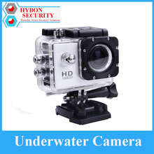 цены HYBON Outdoor Action Camera HD Waterproof Camcorder Diving Underwater Bike Helmet Video Cam for Extreme Sports Fishing Kamera