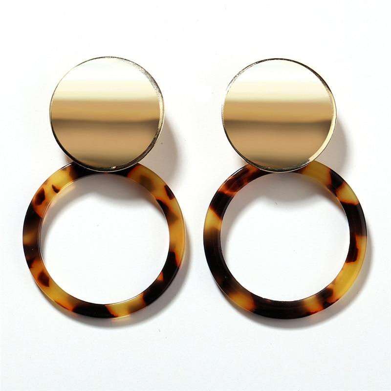 Vintage-Acrylic-Leopard-Print-Dangle-Earrings-For-Women-Multicolored-Big-Geometric-Long-Drop-Earring-2019-Bohemian