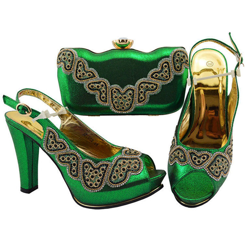 Chaussures yellow Pour Sacs Femmes Correspondre Africain 2019 Dames Sac Italiennes Et bleu À Peach Qualité Royal vert Ensemble red Haute Ensembles Parti argent TwfI5qI