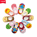NEW Baby Fashion Socks Shoes For newborn Baby Shoes non-slip rubber children footwear girls lace short socks