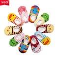 NOVAS Meias Bebê Sapatos Da Moda Para O Bebê recém-nascido Sapatos não-borracha antiderrapante crianças calçados meninas rendas meias curtas